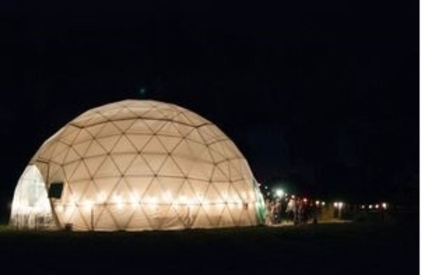 Used 60 ft (18M) Event Dome