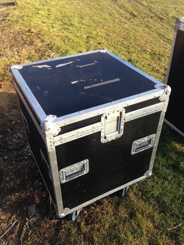 Lighting flight case