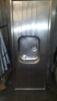 Commercial Sink Double Drainer