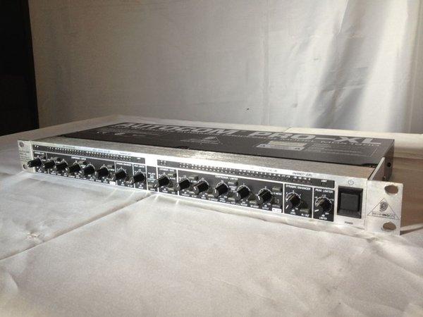Buy Used Behringer MDX1600 Autocom Pro-XL