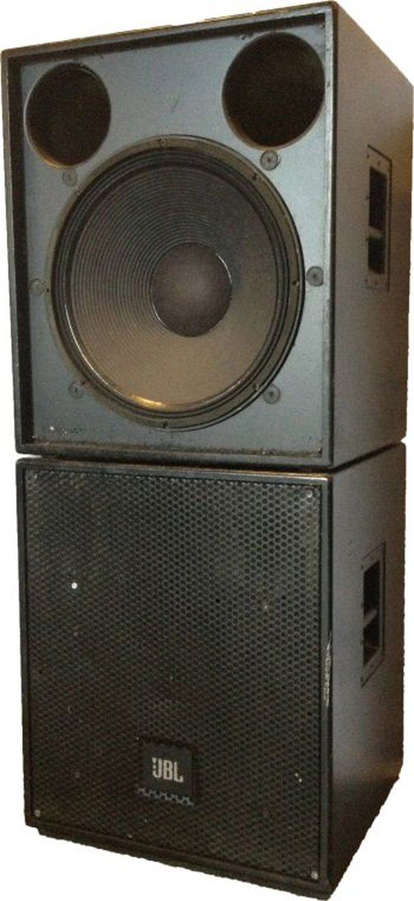 Secondhand Sound and Lighting Equipment | JBL Speakers