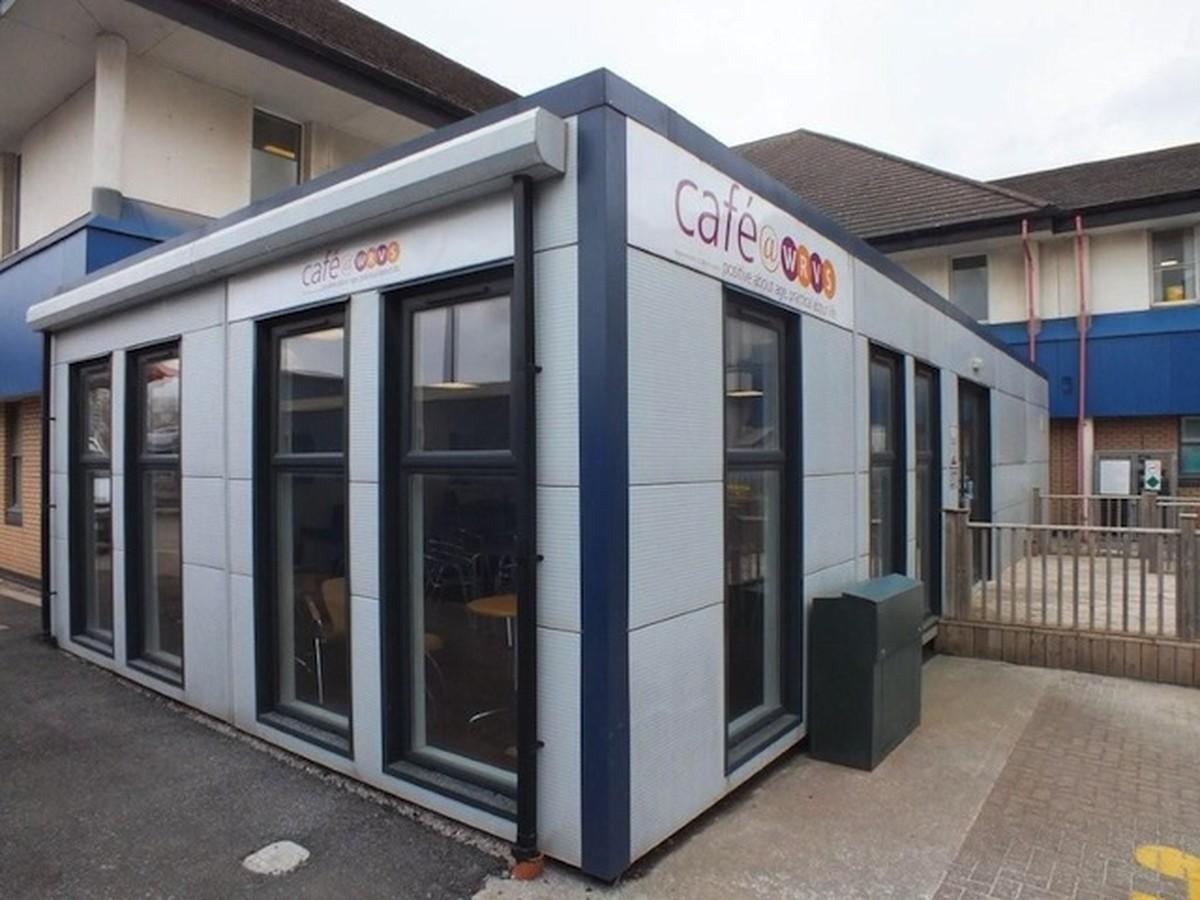 Modular Building 2 Bay Single Storey, Office / Canteen / Welfare Unit -  Hull, East Yorkshire