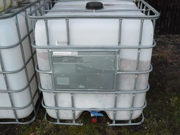 Selling IBC Water Tanks