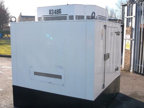 super super silent diesel generator