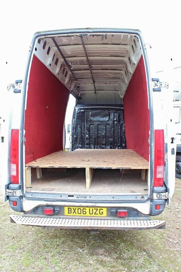 High top LWV van for sale