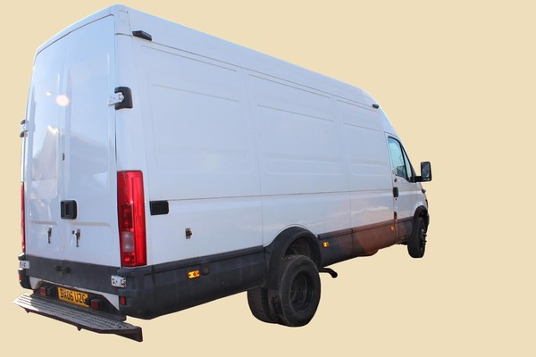 LWB Iveco Daily for sale