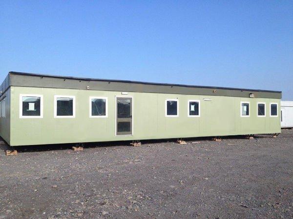 12 Bay Modular Building