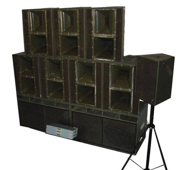 Outline Sound System