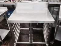 925mm x 700mm Stainless Steel Table