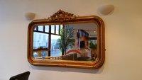 Barocco Style Mirror