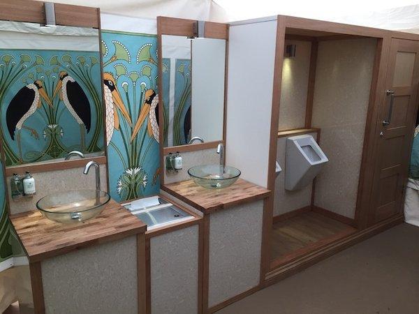 3 Plus 1 Modular Toilet system