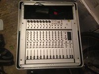 Used Behringer Mixer desk Eurorack MX2004A