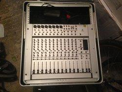 Used Behringer Mixer desk Eurorack MX2004A