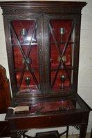 Edwardian Silver Cabinet/Bijouterie .00