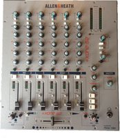 3x Allen & Heath Xone: 62 Mixer