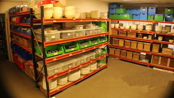 Tableware & Catering Equipment Hire Company