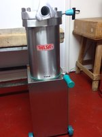 Talsa single phase sausage filler