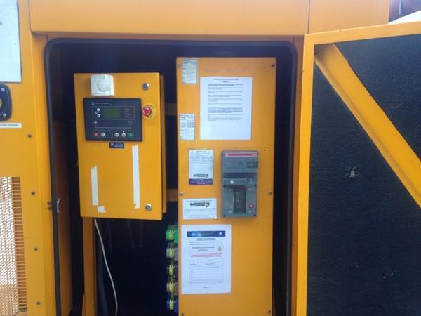 3 x JCB 550Kva Standby Rated 500Kva Prime Power Generator
