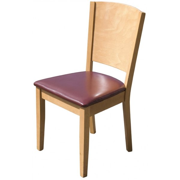 Wooden Back Dining Chairs