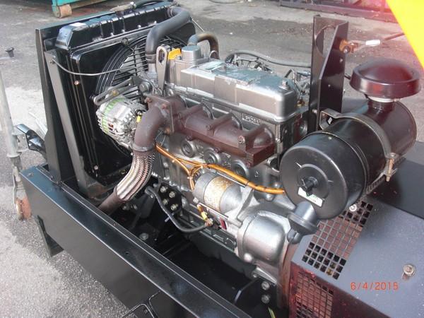 2006 20kva Yanmar Diesel Generator for sale
