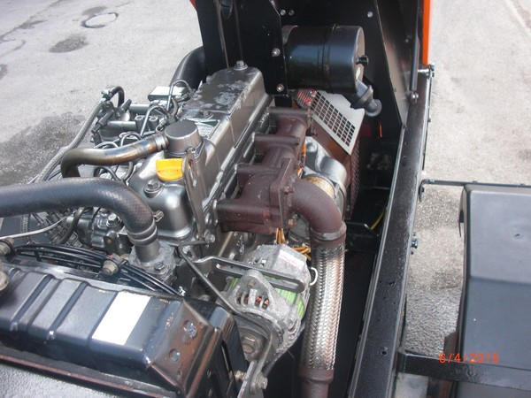 Selling 2006 20kva Yanmar Diesel Generator