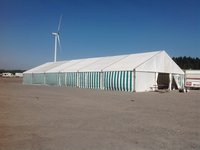 Walu 12m marquee for sale