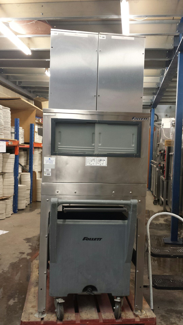 Follett Ice Flaker 600KG Ideal for Fish Mongers / Fish Restaurants