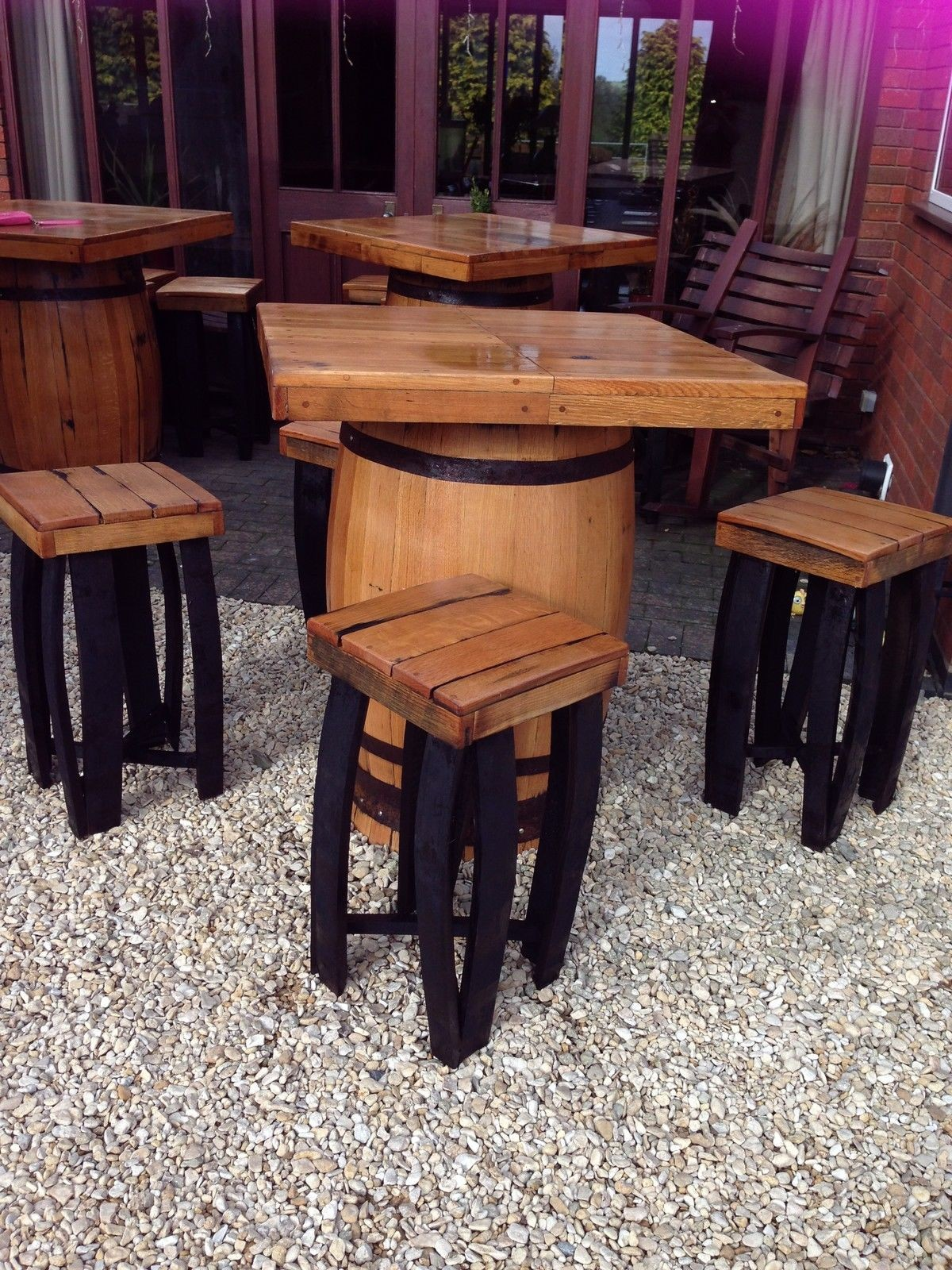 Secondhand Vintage And Reclaimed Bar And Pub Square