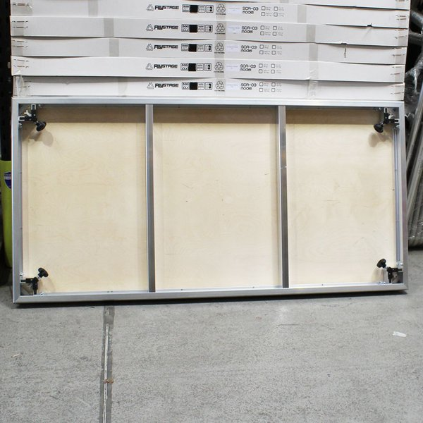 Aluminium stage for sale