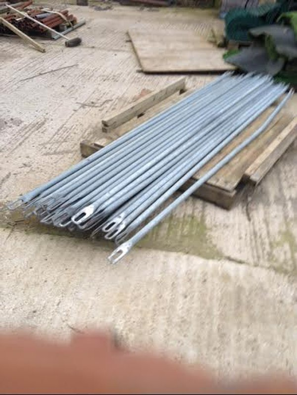 Marquee ground rails for sale
