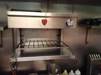 Charvet gas grill