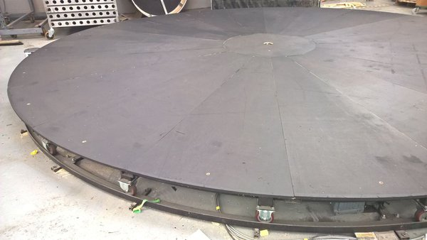 Revolving Stage Turntable