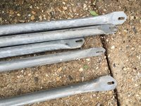 5m lining lifting bars