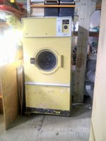 50LB Gas Tumble Dryer