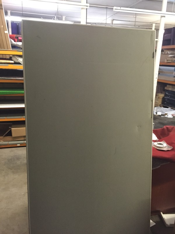 Selling Used Poster Boards Plus poles and Bases