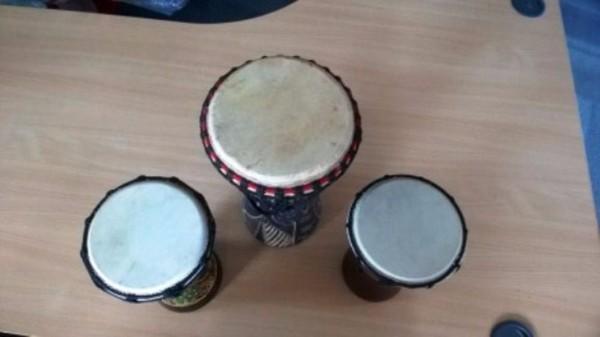 african bongo drums