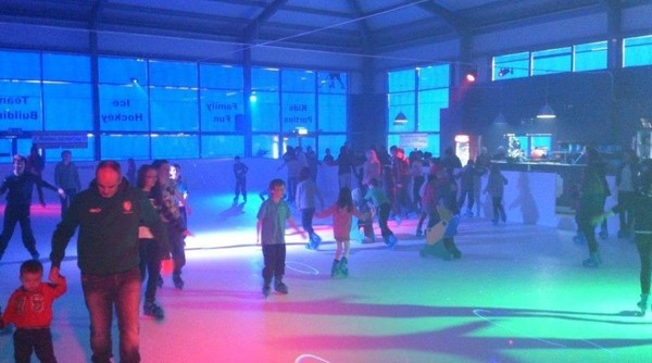 Synthetic Ice Rink for sale