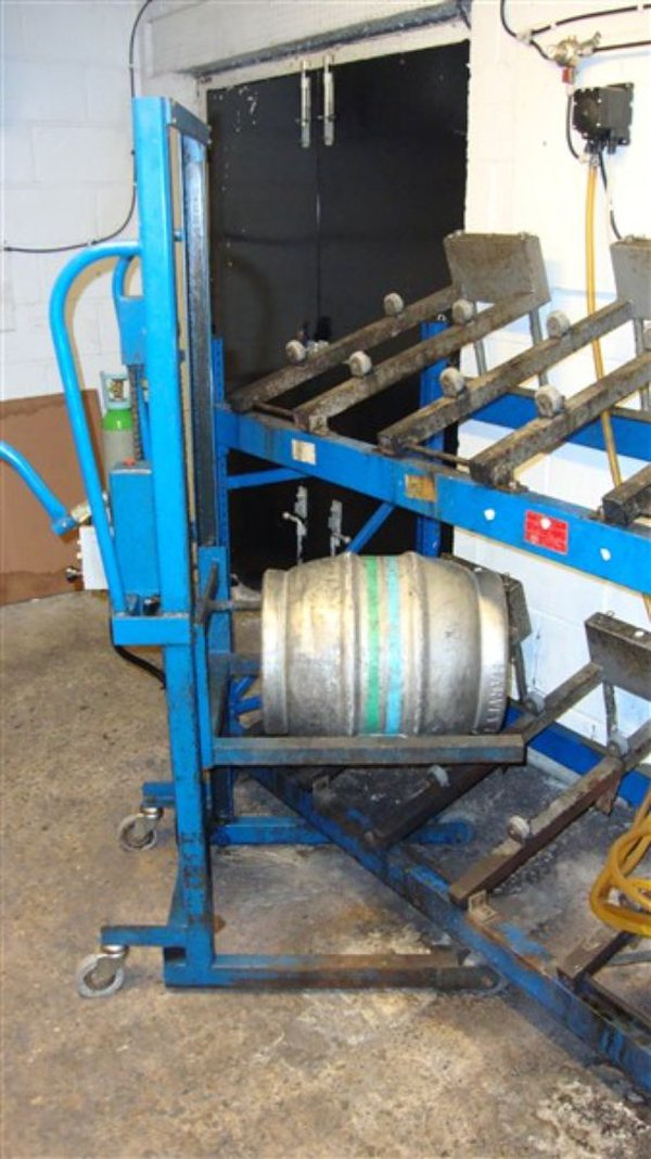 Selling Cask Lift for loading casks
