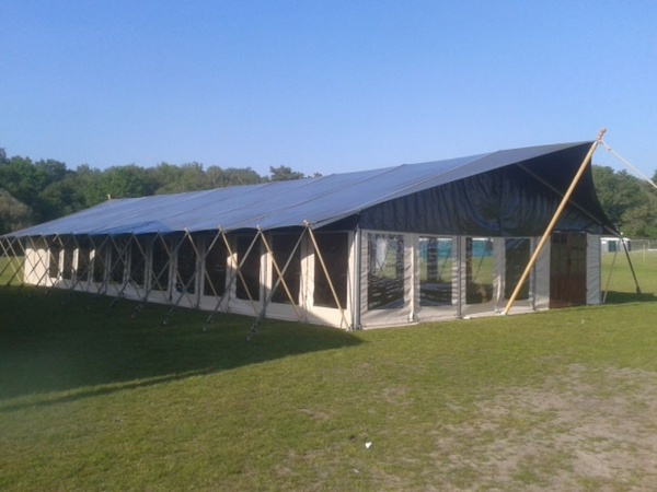 Club house marquees