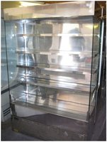 Multideck Fridge (Silver)