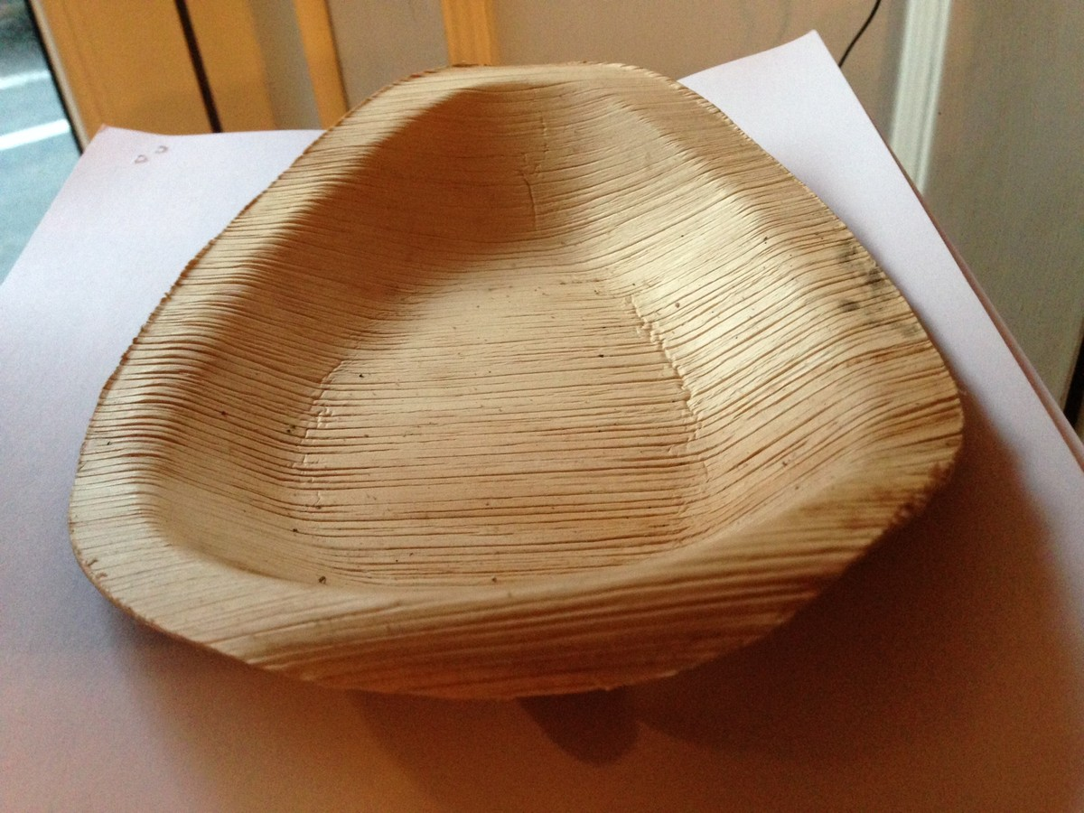 Palm Leaf Disposable Plates ... & Secondhand Catering Equipment | Job Lots and Miscellaneous ...
