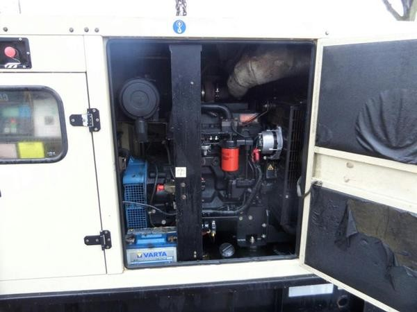 2005 Ingersoll Rand 60KVA Diesel generator for sale