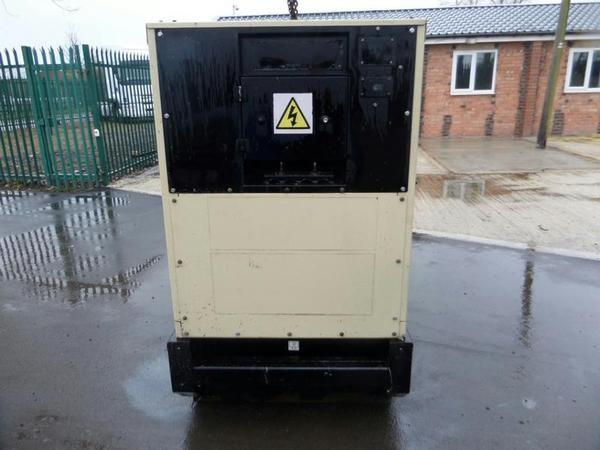 buy Used 2005 Ingersoll Rand 60KVA Diesel generator