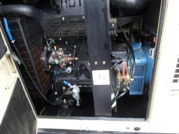 second hand 2005 Ingersoll Rand 60KVA Diesel generator
