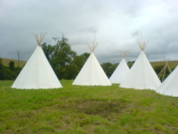 18ft/5.5m Tipis For Sale