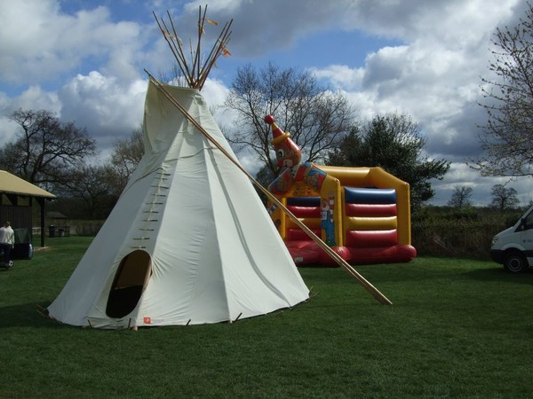 Buy Used 18ft/5.5m Tipis