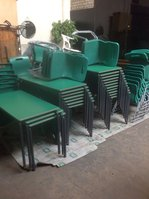 Second-hand School chairs and tables for sale