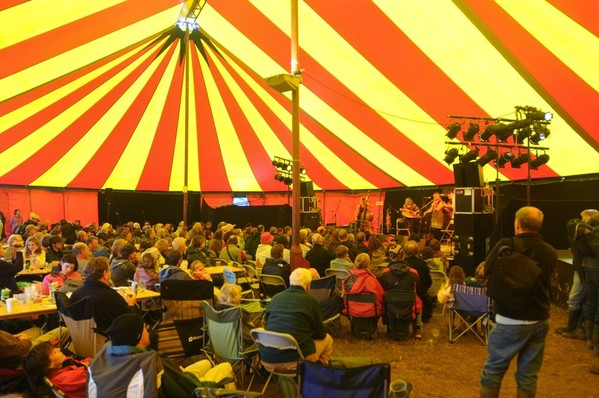 Second-hand Circus Tent for Sale