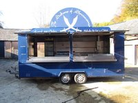 Brilliant Bargain Catering Trailer