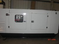 Year 2006 275 kva  Super Silent Diesel Generator Perkins engine with Stamford Alternator